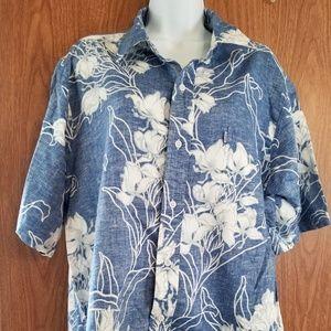 Kahala men's Hawaiian shirt size XL